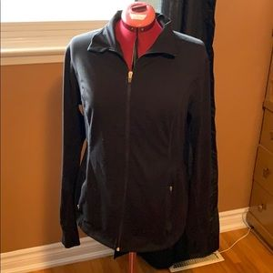 Old Navy active jacket. Black. Size XL